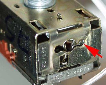 Замена терморегулятор для холодильника своими руками 847